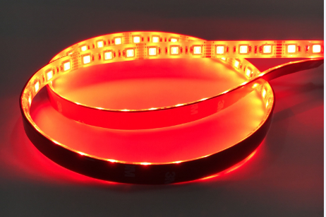 5050 Orange LED Light Strip