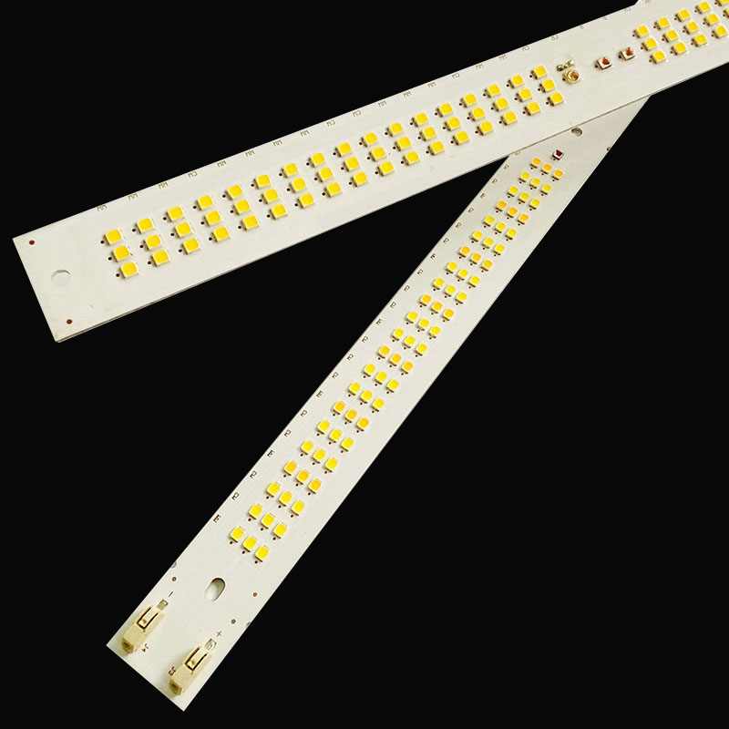 4feet 120cm 3500K Samsung SMD 3030 Osram 660nm led strip led grow light pcb horticulture linear module
